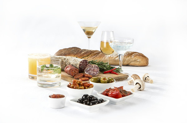 Haecky Import und Distribution - Antipasti